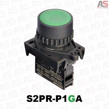 شاستی استارت سبز قطر22 S2PR-P1GA | Control Switches